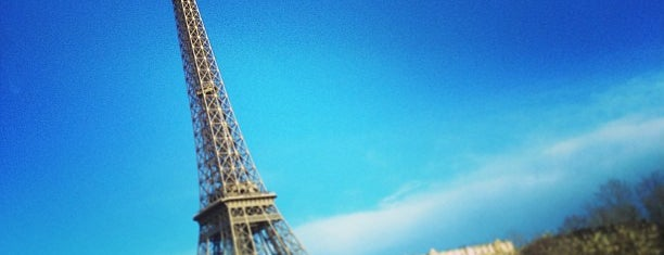 Paris is one of Cities I've Visited.