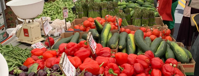 Boston City Hall Farmers' Market is one of Boston summer.