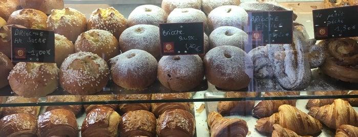 Boulangerie La Lorraine is one of Merve'nin Beğendiği Mekanlar.