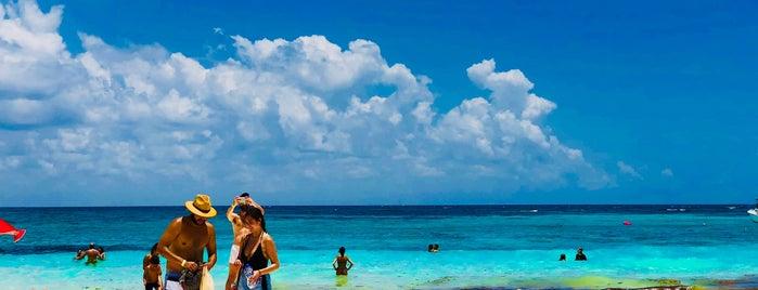 Playa Xpu-Ha is one of Orte, die Marco M. gefallen.