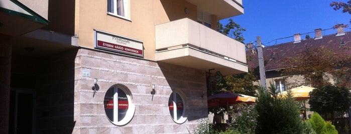 Premium Cafe & Étterem is one of สถานที่ที่ Tibor ถูกใจ.
