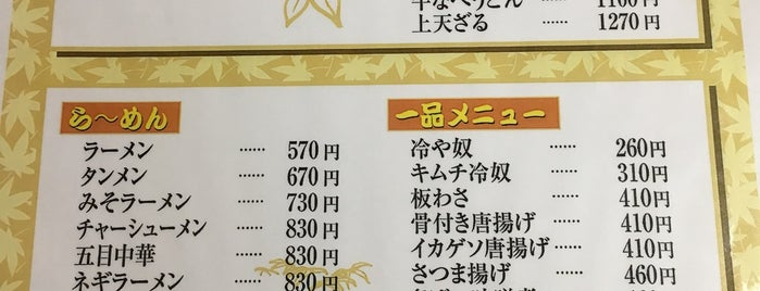 そば処 大吉 is one of สถานที่ที่บันทึกไว้ของ Hide.
