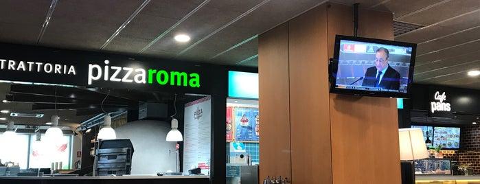 Pizzeria Roma is one of Varios.