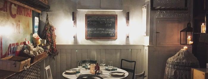 La Cantina dei Lazzari is one of Martinさんのお気に入りスポット.
