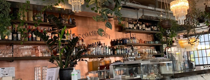 Co Chin Chin is one of Zürich.