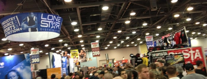 Arnold Sports Festival is one of 416 Tips on 4sqDay Challenge - Dwayne List 1.