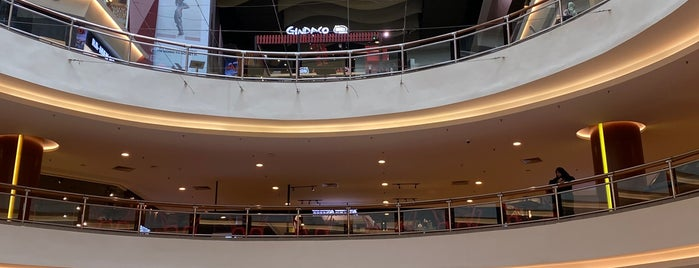 Mid Valley Megamall is one of Malaysia.