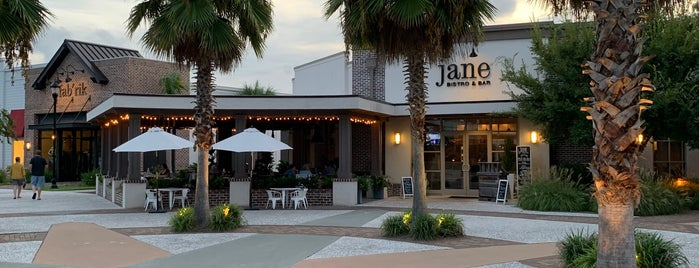 Jane Bistro and Bar is one of Hilton Head.