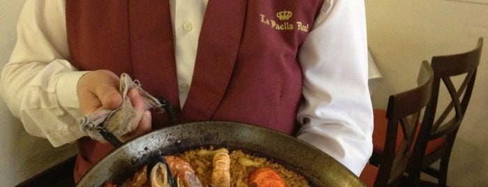 La Paella Real is one of Comer en Madrid.