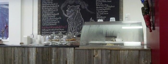 Smokin' Wolf BBQ is one of Posti salvati di Christopher.