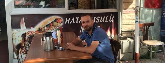 Köşem Dürüm Evi is one of สถานที่ที่บันทึกไว้ของ Emre.