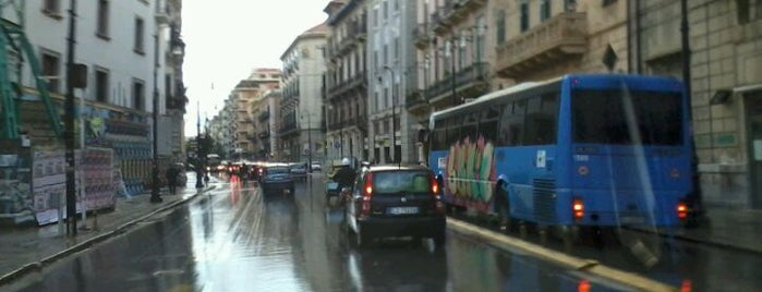 Via Roma is one of Napoli city guide.