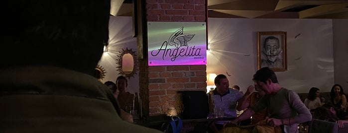 Angelita Madrid is one of Places to visit in Madrid.