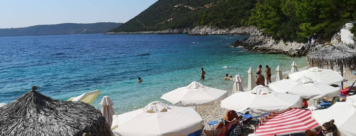 Afteli Beach is one of lefkada.