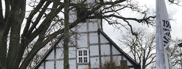 Fachwerkkirche Ahlbeck is one of Oostzeekust 🇩🇪.
