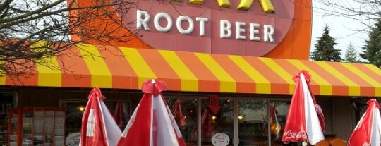 XXX Rootbeer Drive-In is one of Washington State - (King County).