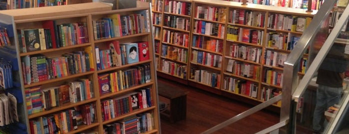 McNally Jackson Books is one of Places to visit in the US of A!.