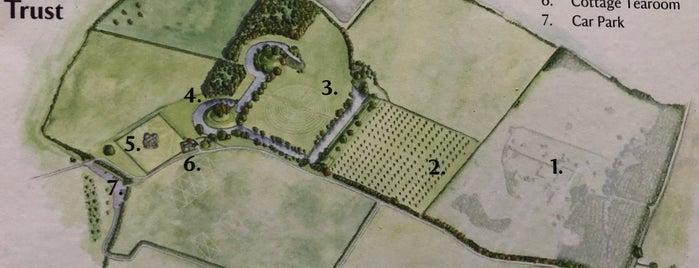 Lyveden New Bield is one of Lugares favoritos de Carl.