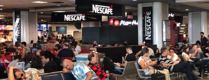 Nescafé is one of Orte, die Dade gefallen.