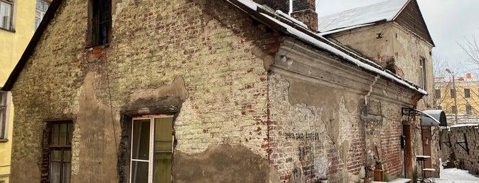 Самый старый жилой дом в России is one of Выборг (Vyborg).