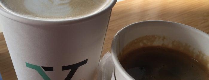 Verve Coffee Roasters is one of Lugares favoritos de Tanya.