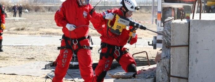 İl Afet Ve Acil Durum Müdürlüğü is one of Tempat yang Disukai Yalçın.