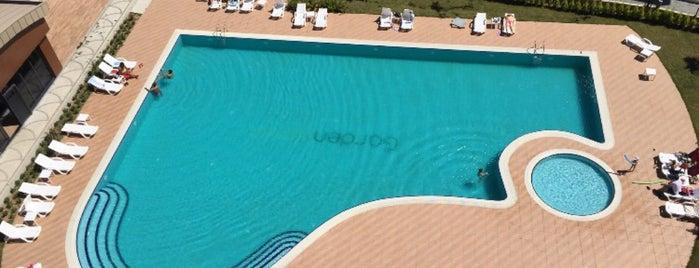Garden Planet Pool is one of Murat : понравившиеся места.