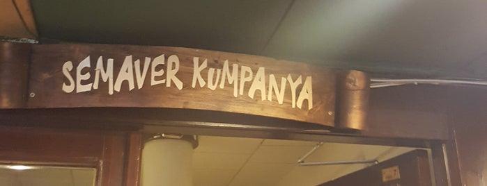 Semaver Kumpanya is one of Eğlence.
