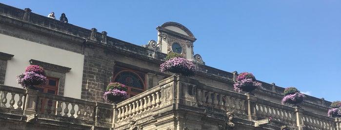 Museo Nacional de Historia (Castillo de Chapultepec) is one of Marite : понравившиеся места.