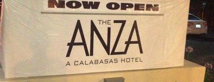 The Anza Hotel Calabasas is one of Tempat yang Disukai Pau.