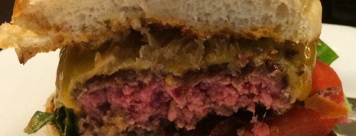 Pesti Burger és Bár is one of BURGER..