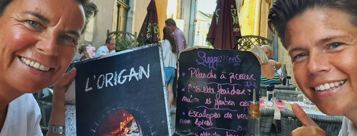 Restaurant L'Origan is one of Les chemins de Compostelle.