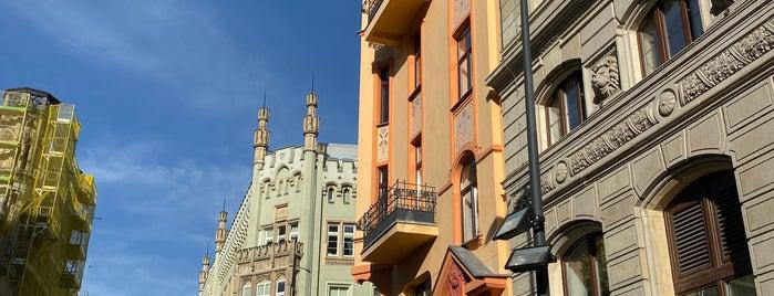 Stare Miasto is one of Tempat yang Disukai Илья.