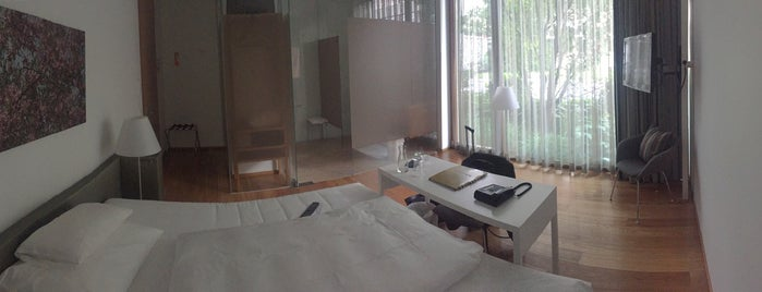 Hotel am See is one of özkanさんのお気に入りスポット.
