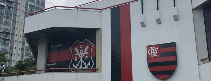 Flamengo is one of Joao'nun Beğendiği Mekanlar.
