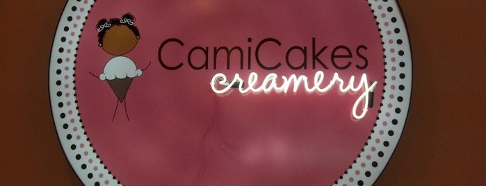 CamiCakes Creamery is one of Lieux sauvegardés par Beth.