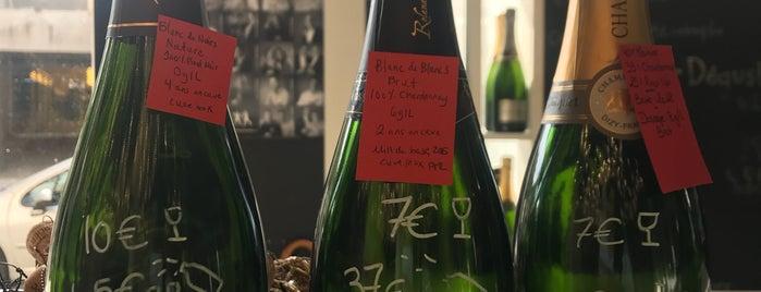 Trésors De Champagne is one of Tempat yang Disukai Artem.