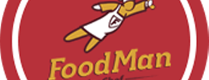 FoodMan #8 Delivery Hotspot is one of 4sqDay 2014.