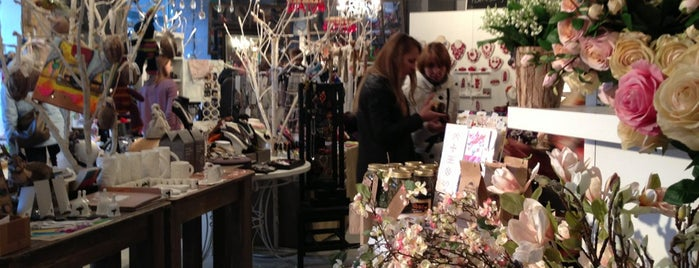 Christmas PopUp Store is one of Riga.