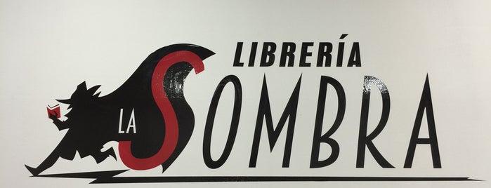 Librería La Sombra is one of Guía de Madrid.