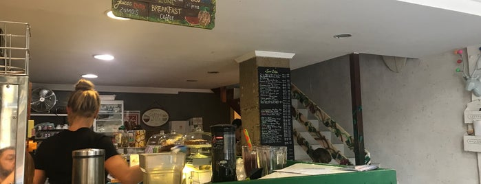Alabama cafe is one of Kaixo Euskadi!.
