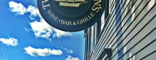 22 Bowen's Wine Bar & Grille is one of Newport favorites.
