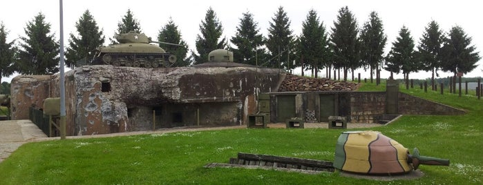 Ligne Maginot Casemate Esch is one of France.