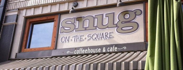 Snug Cafe! is one of Cafe - Dallas.