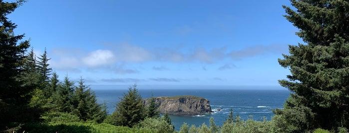 Whaleshead Beach is one of Oregon - The Beaver State (1/2).