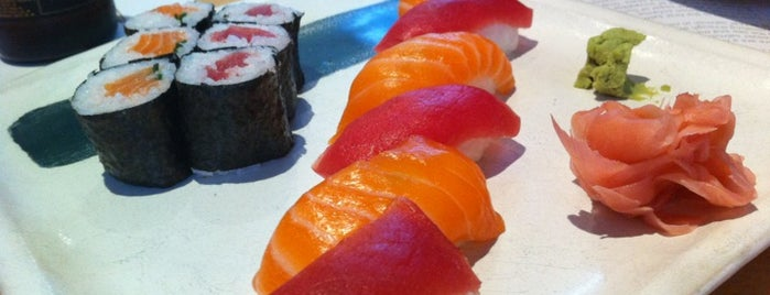 Feng Sushi is one of London near FT.