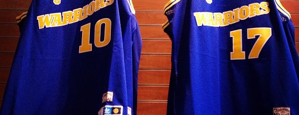 Warriors Team Store is one of Ricardo'nun Beğendiği Mekanlar.
