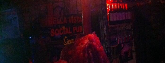 Bella Vista Social Pub is one of siena.