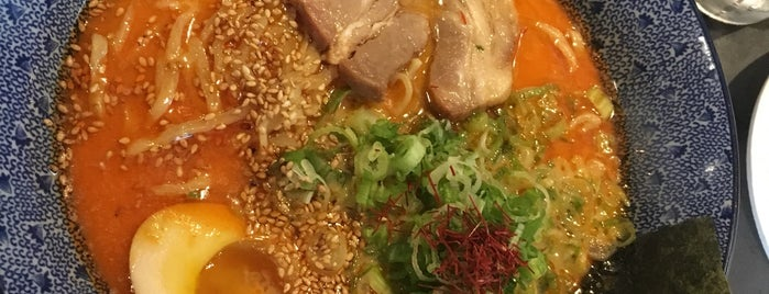 Hinodeya Ramen Bar is one of Do: Dallas ☑️.