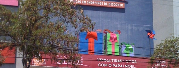 Shopping Cidade is one of Locais favoritos.
